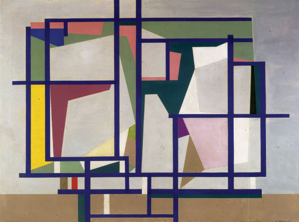 Reimagining Pictorial Space: Abstraction of the 1930s-1940s | D ...