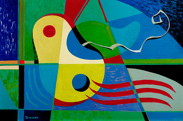 reimagining pictorial space  abstraction of the 1930s